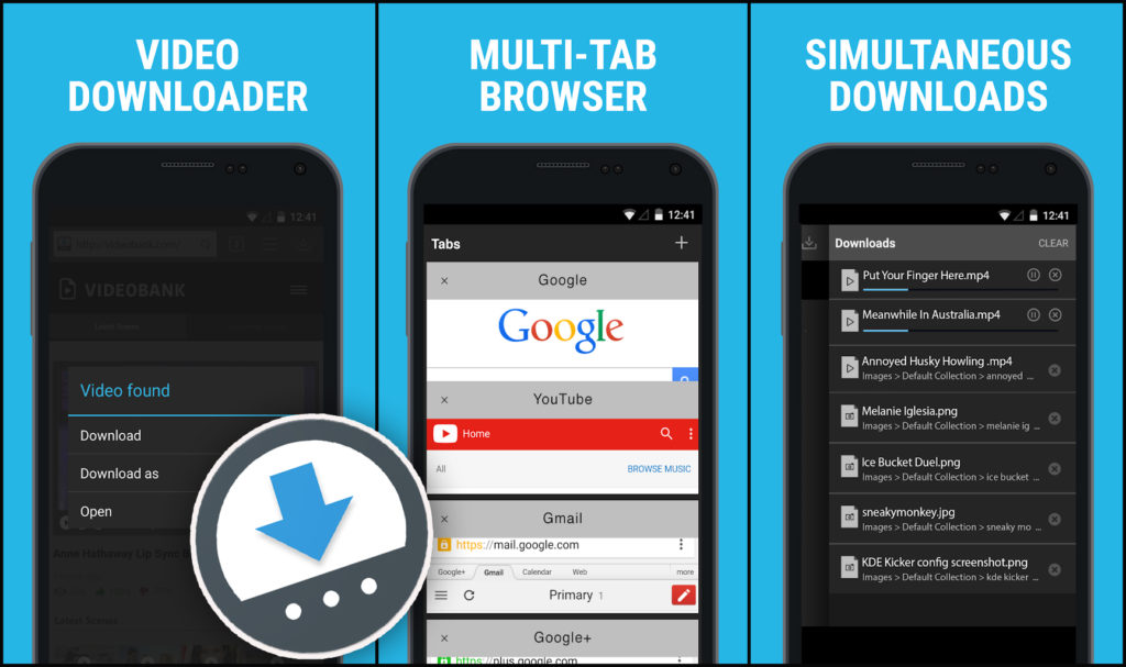 downloader-and-private-browser