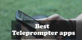 best-teleprompter-apps
