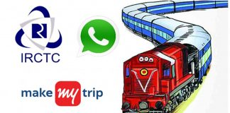 check pnr status on whatsapp