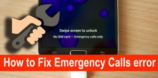 Emergency-Calls-error