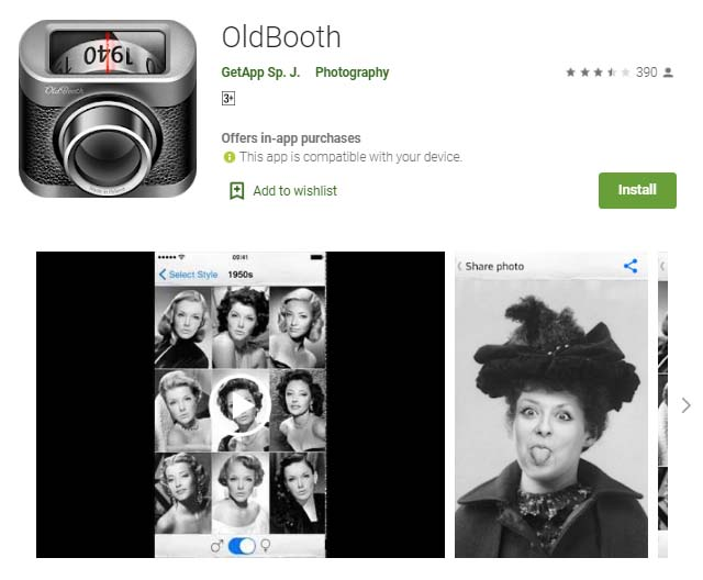 Old-Booth-app
