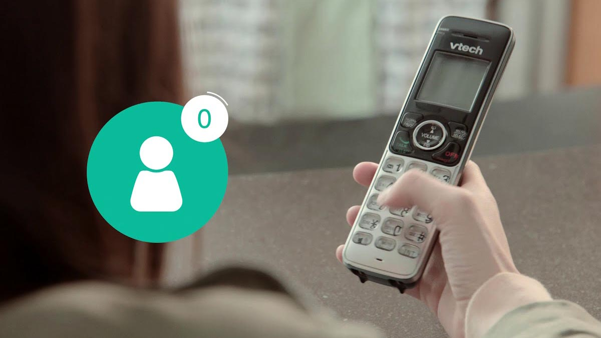 How to Check Voicemail on vtech