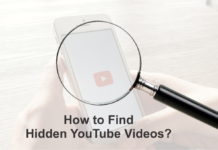 How to Find Hidden Videos on Youtube