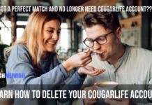Delete CougarLife Account