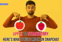 Fruits Mean On Snapchat