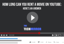 How Long Can You Rent A Movie On YouTube