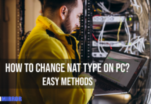 How To Change NAT Type On PC