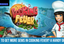 How to get more gems in cooking fever
