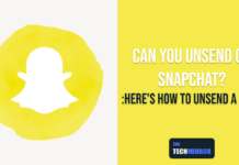 How to Unsend a Snap
