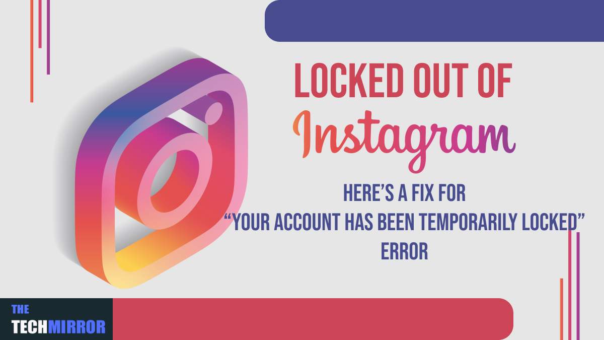 Locked Out of Instagram