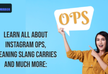 Ops Meaning Slang